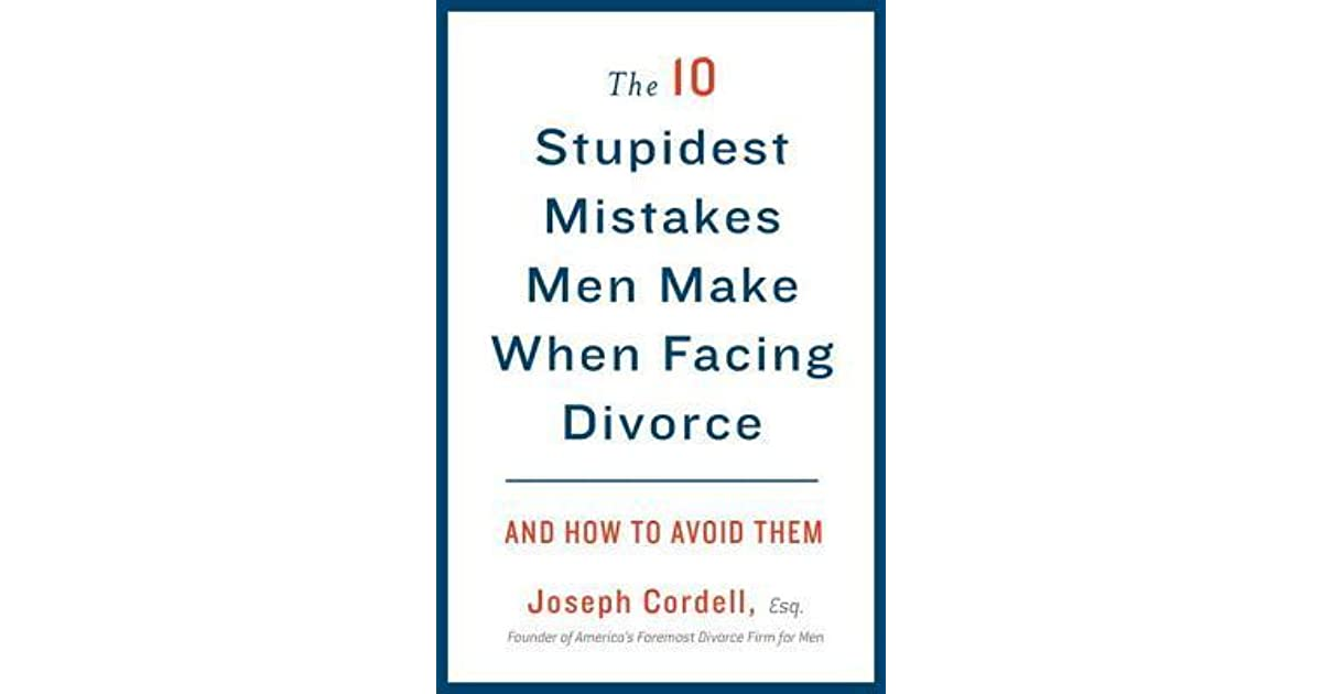Divorce books for men