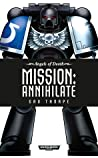 Mission: Annihilate (Angels of Death, #9)