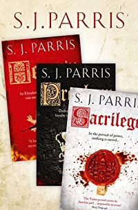 Giordano Bruno Series Books 1-3: Heresy, Prophecy, Sacrilege