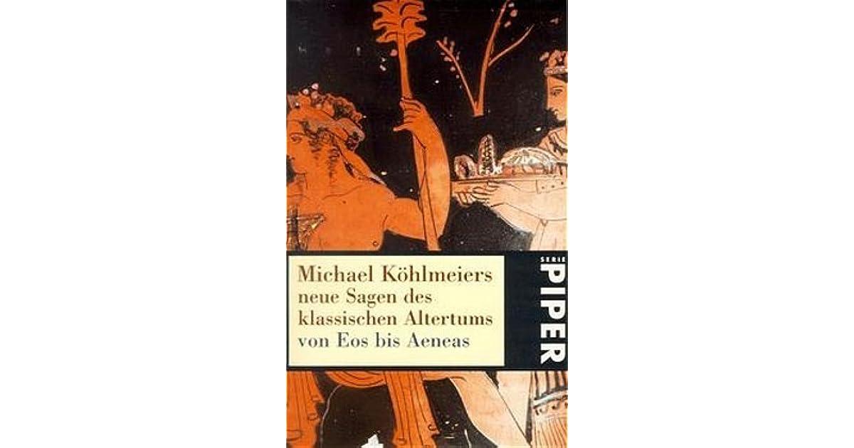 Michael Köhlmeiers Neue Sagen Des Klassischen Altertums Von