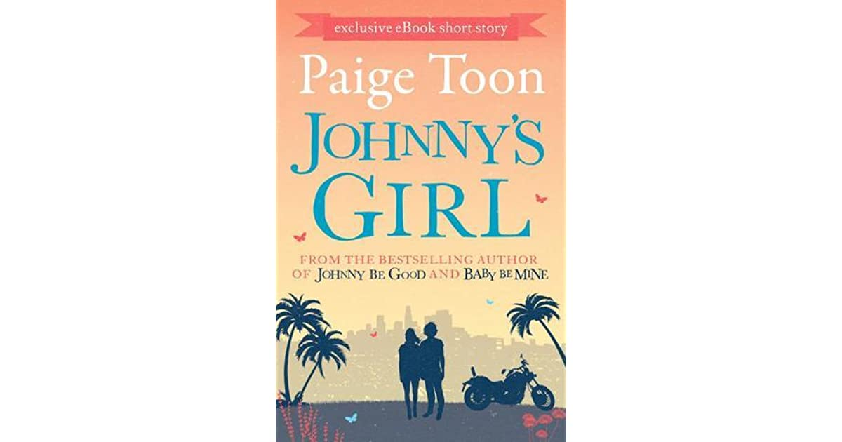 Johnnys girl johnny be good 25 by paige toon fandeluxe Images