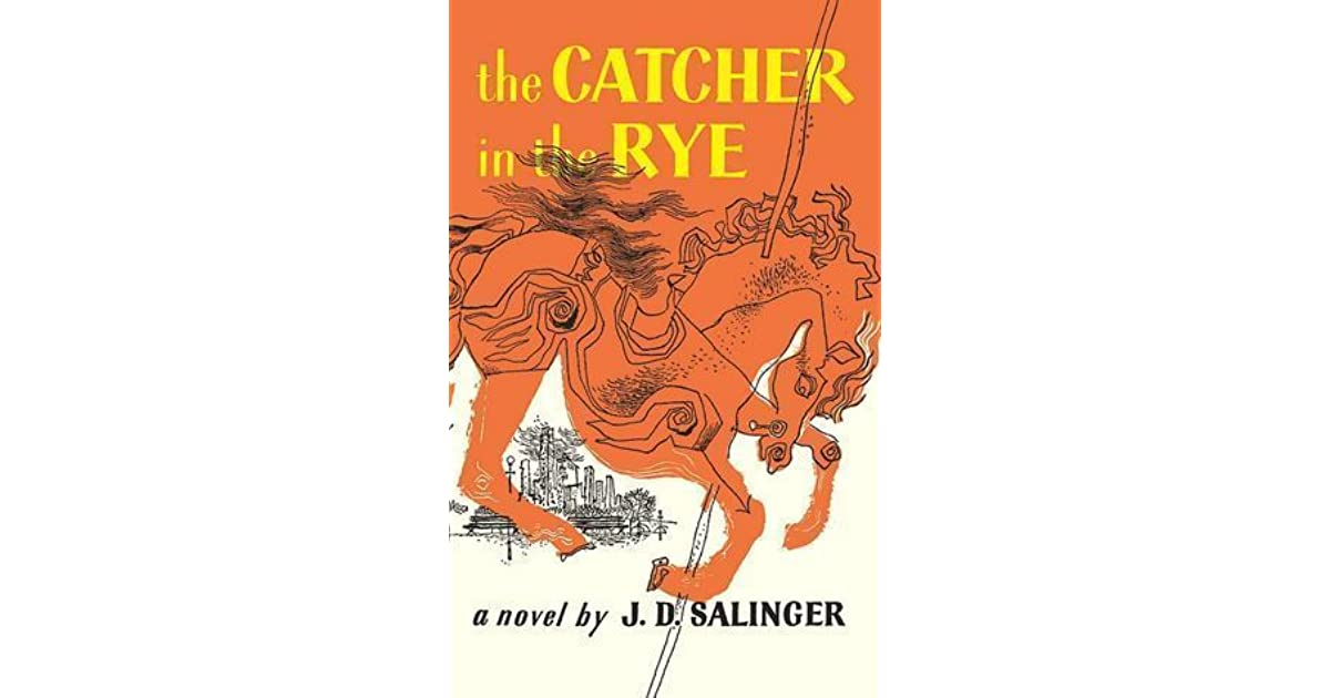 holdens struggle and realizations in the catcher in the rye by j d salinger Although it has been conjectured that j d salinger got the name for holden caulfield in the catcher in the rye when he saw a marquee for the 1947 film dear ruth.