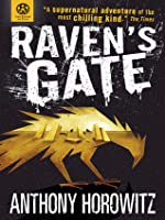 Raven's Gate (The Gatekeepers, #1)