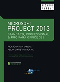 Microsoft Project 2013: Standard Professional Pro para Office 365