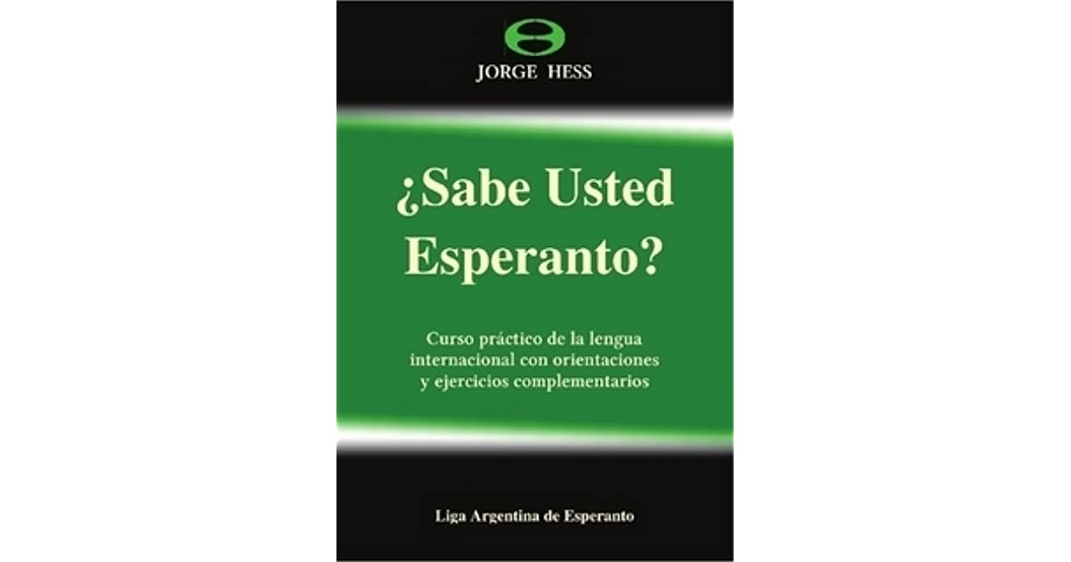 Sabe usted esperanto ebook at any rate fandeluxe Image collections