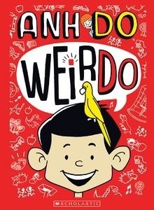 Weirdo cover art with link to Goodreads page