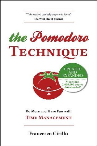 The Pomodoro Technique cover