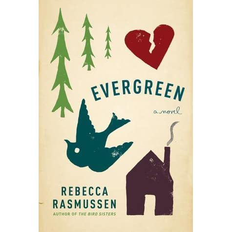 evergreen by rebecca rasmussen reviews discussion