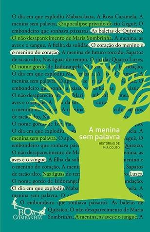 A Menina sem Palavra: Histórias de Mia Couto