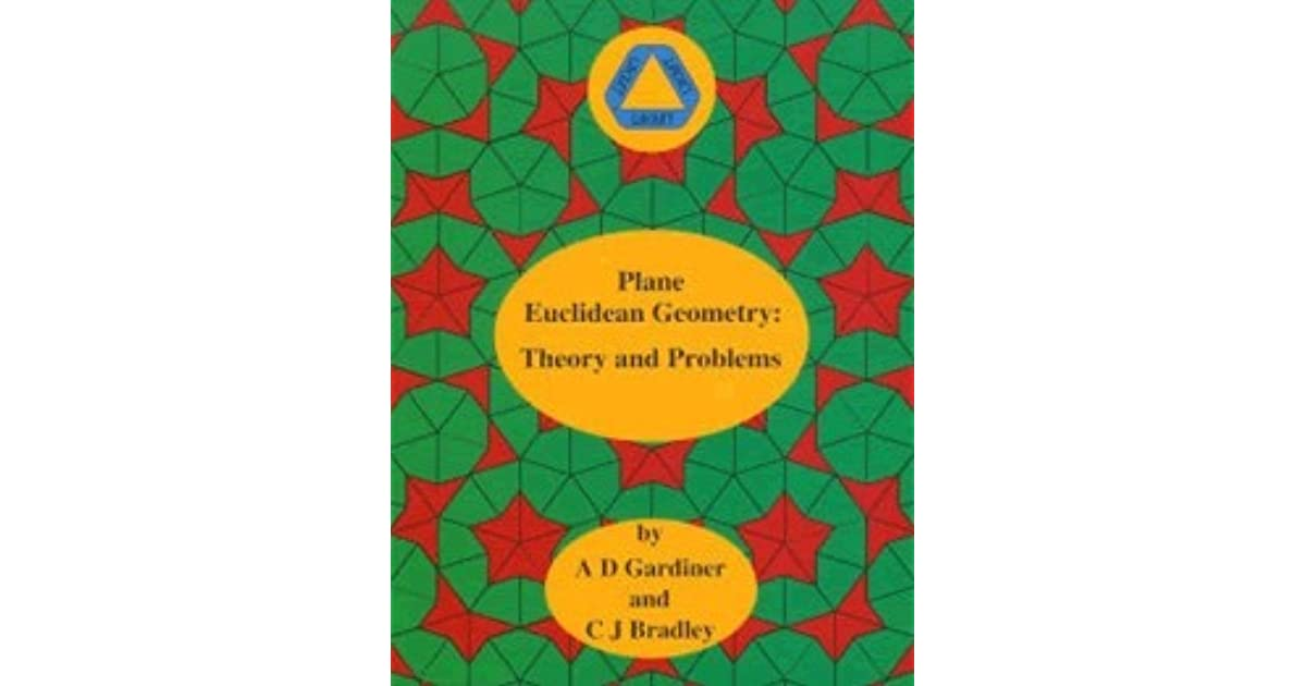 Problems and euclidean plane pdf geometry theory