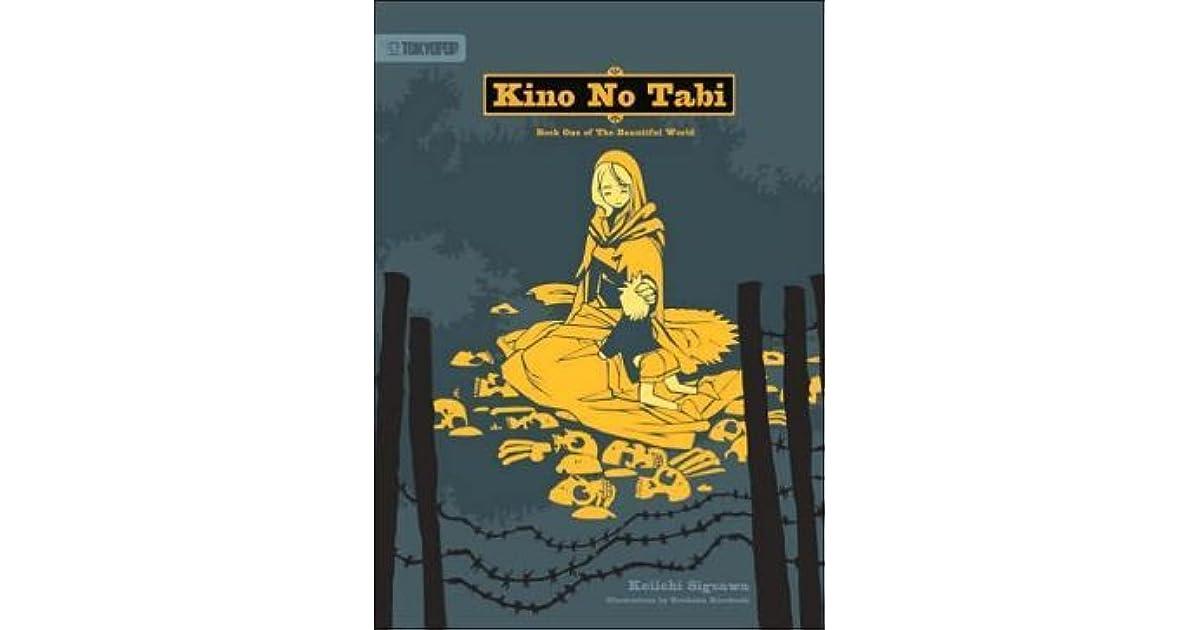 Kino No Tabi Book