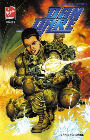 Dan Dare Vol. 6 of 7 - A Little Touch of Harry in the Night