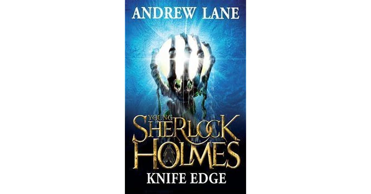 knife edge lane andrew