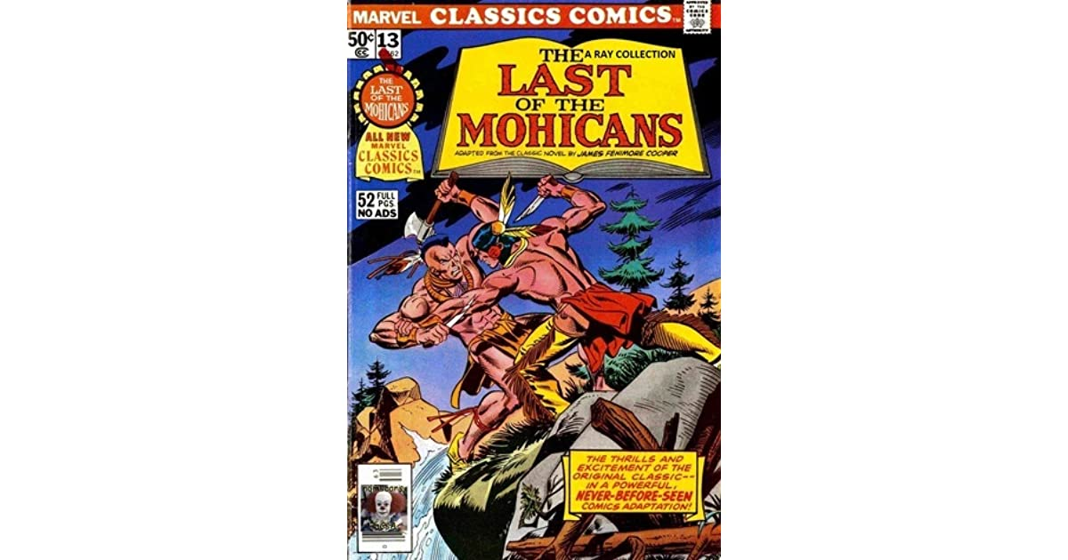 The Last of the Mohicans by Doug Moench