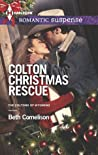 Colton Christmas Rescue (The Coltons of Wyoming #6)