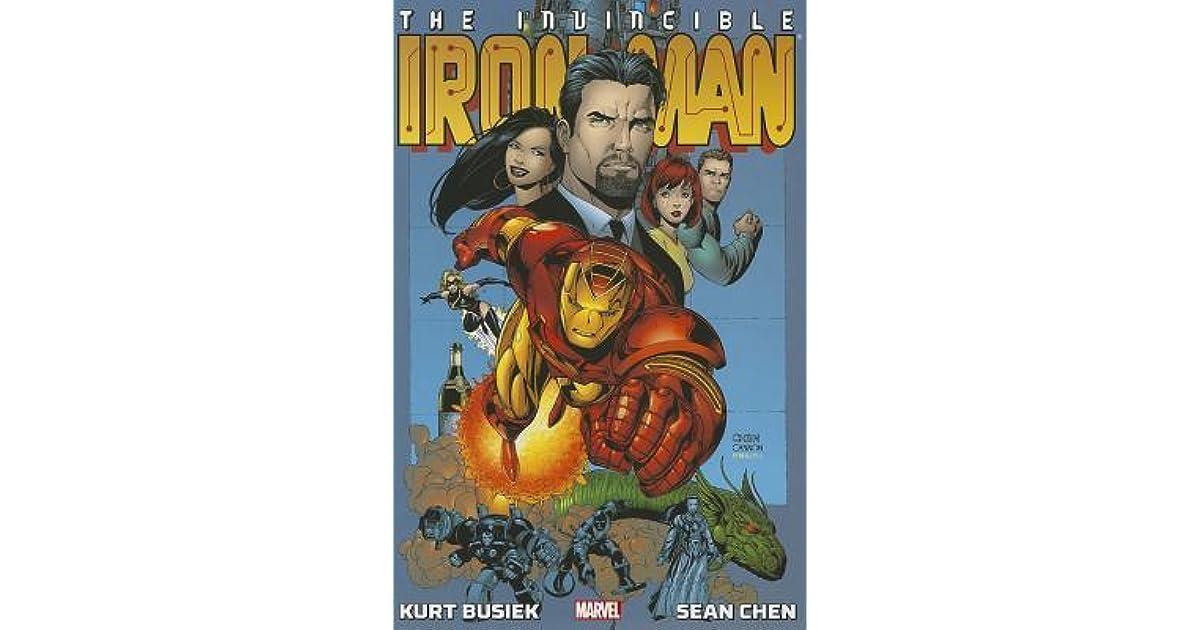 The Invincible Iron Man 1998 Kurt Busiek /& Sean Chen Vol.3 No.1