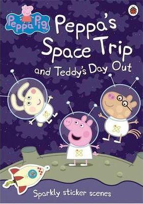 Peppa Pig Space Trip