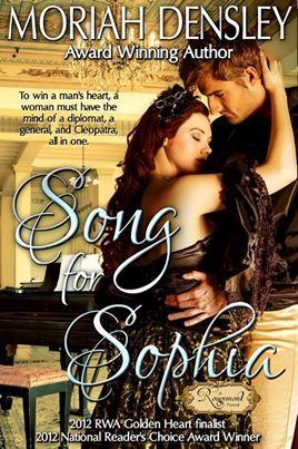 Song For Sophia (Rougemont, #1)