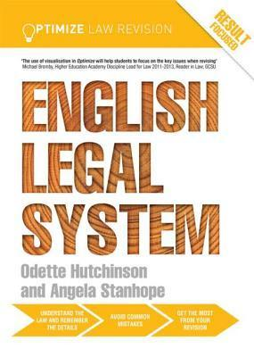 Optimize English Legal System