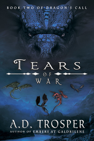 Tears of War by A.D. Trosper