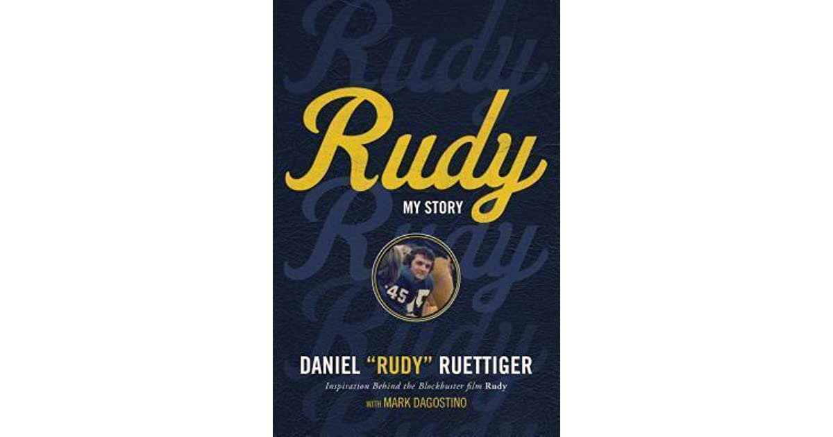 "rudy essay paper When i first saw the movie ""rudy"" i was deeply moved since then i have watched it over a dozen times here and there, and each time the inspiration that comes from the story is just as effective as it was the first time."