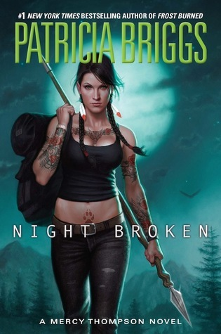 Patricia Briggs - Mercy Thompson 8 - Night Broken