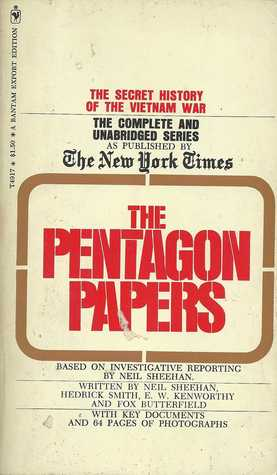 The Pentagon Papers by Neil Sheehan