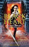Black Heart (Black Wings, #6)
