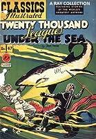 Twenty Thousand Leagues Under the Sea (Classics Illustrated, #47)