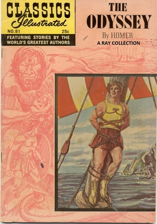 Classics Illustrated 81 of 169 : The Odyssey