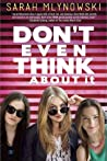 Don't Even Think About It (Don't Even Think About It, #1) audiobook review free
