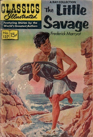The Little Savage by Frederick Marryat