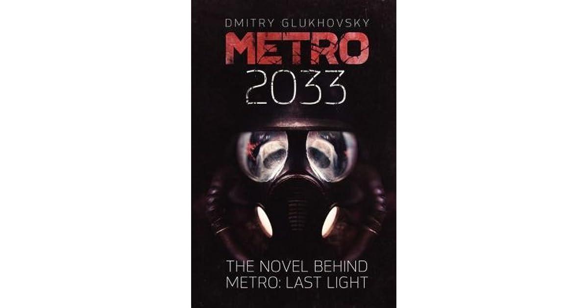 Metro 2033 Ebook English