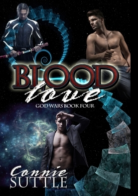 Blood Love (God Wars, #4)