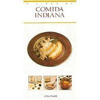 O Livro de Comida Indiana