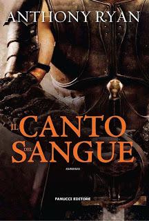 Il Canto del Sangue (Raven's Shadow, #1)
