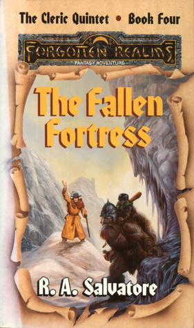 Image result for fallen fortress ra salvatore