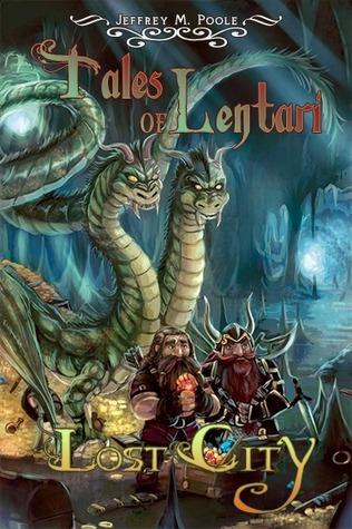 Lost City (Tales of Lentari, #1)