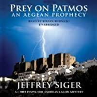 Prey on Patmos  (Andreas Kaldis, #3)