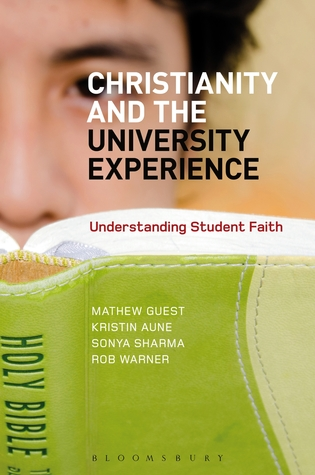 Christianity and the University Experience: Understanding Student Faith