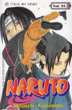 Naruto, Vol  25: Brothers (Naruto, #25) by Masashi Kishimoto