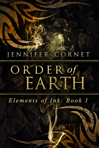 Order of Earth (Elements of Ink, #1)