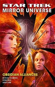 Obsidian Alliances (Star Trek: Mirror Universe, #2)