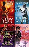 Dark Swan Bundle: Storm Born, Thorn Queen, Iron Crowned & Shadow Heir