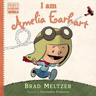 The I Am... series by Brad Meltzer