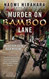 Murder on Bamboo Lane (An Officer Ellie Rush Mystery #1)