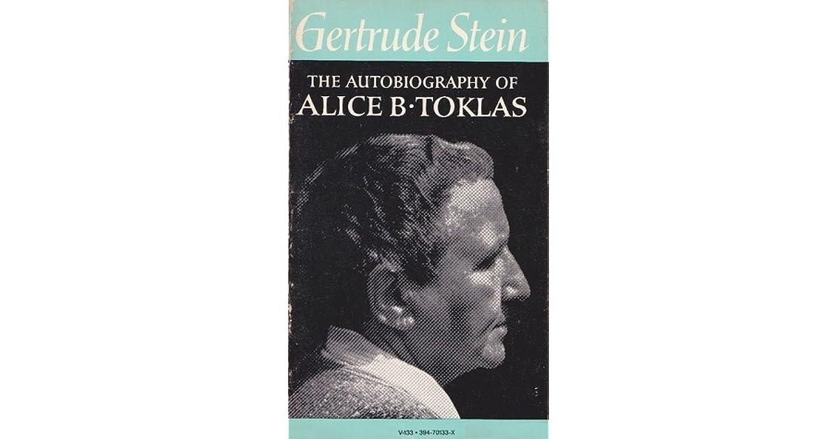a biography of gertrude stein