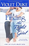 Finding the Right Girl (Can't Resist, #4)
