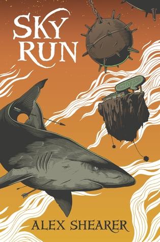 Sky Run (The Cloud Hunters, #2)