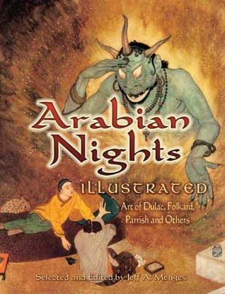 Arabian-Nights-Illustrated-Art-of-Dulac-Folkard-Parrish-and-Others
